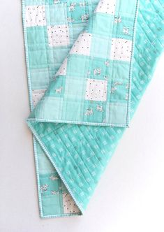 Image of Classic Checkerboard Quilt PDF Pattern