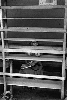 ELLIOTT ERWITT  Managua, Nicaragua, 1957