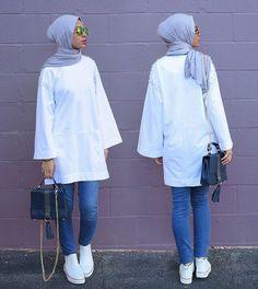 Whites, greys & denim. #feeeeya