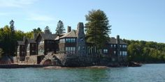 America's Largest Log Cabin Is For Sale ...Asking price: $40 million