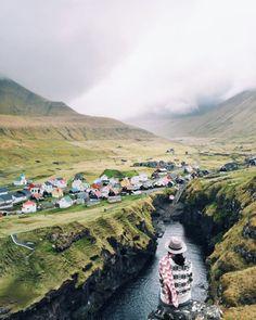 Zoë Timmers | Gjógv, Faroe Islands.