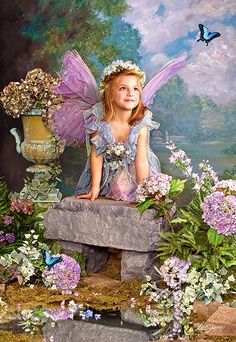 Puzzle Castorland de 1500 Piezas Angel de la Primavera