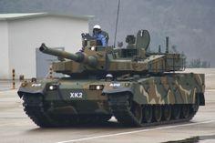 South Korean K2 - SNAFU!