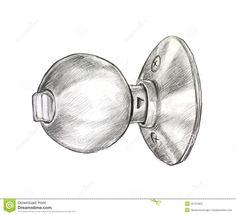 doorknob drawing - Google Search