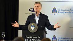 """NOTICIAS VERDADERAS: MACRI Y LA INSEGURIDAD: """"ESTOY INSTANDO A LOS JUEC..."""
