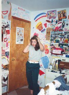 90s room bedroom grunge decor aesthetic google dorm inspo zoeken interior history