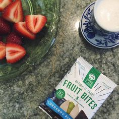 Is it snack time already? Fuel up with some Blueberry Pistachio Fruit Bites for a snack that's naturally sweet, made with real ingredients and perfectly portioned to make snack time, every time.