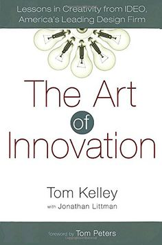 The Art of Innovation: Lessons in Creativity from IDEO, A... https://www.amazon.com/dp/0385499841/ref=cm_sw_r_pi_dp_x_ymDMybVWHQAV8