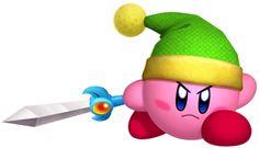 Kirby-Sword
