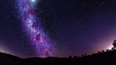The Milky Way and a Shooting Star, Bathurst Australia