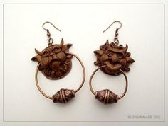 Labyrinth door knocker earrings Meme | Slapcaption.com