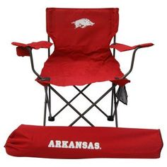 Outdoor Rivalry Collegiate Folding Adult Tailgate Chair - RV112-1000