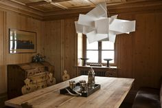 Stefano Scatà Food Lifestyle and Interiors photographer - Private house in Cortina d'Ampezzo - Deganello