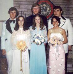 1975 PROM PICTURES | Cinnaminson Class Photos