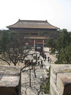 Ming Tombs, Beijing, China
