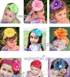 Hair Accessories baby hair bow clip flower hair bands hairpins
