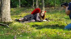 Behind The Scenes: Outdoor Photoshoot x RACHEL ROSE