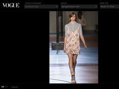 #AuJourLeJour #MirkoFontana #DiegoMarquez #VogueUK #Vogue #mfw #ss15 #DianaMoroz model Diana Moroz