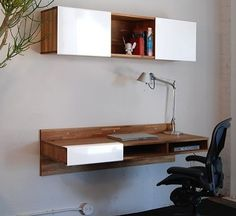 Want to build this small desk upstairs in the tiny alcove at the top of the stairs.