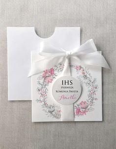 Communion Invitations, Baby Invitations, Invitation Cards, Wedding Cards Handmade, Interactive Cards, Holidays And Events, Homemade Cards, Wedding Stationary, Birthday Cards