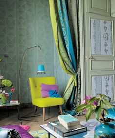 Designers Guild - Fabrics  Wallpaper Collections, Furniture, Bed and Bath, Paint, and Luxury Home Accessories