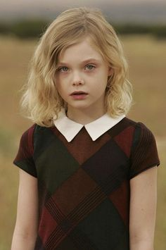 Elle Fanning - elle-fanning Photo -i adore her! She has such a captivating face & she's an excellent actress!