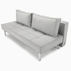 Sly Deluxe Sofa Gray, $1,355, now featured on Fab.