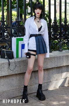 최소라 > Street Fashion | 힙합퍼|거리의 시작 - Now, That's Street