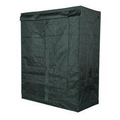 LEDwholesalers GYO1009 60-Inch x 48-Inch x 24-Inch Mylar Reflective Hydroponic Grow Tent