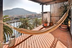 Sardinia view from the terrace - Get $25 credit with Airbnb if you sign up with this link http://www.airbnb.com/c/groberts22