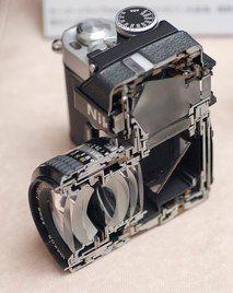 Nikon F 2 Cutaway Nikon F2, Camera Nikon, Camera Gear, Photoshop Photography, Camera Photography, Best Dslr, Old Cameras, Retro Camera, Perfect Model