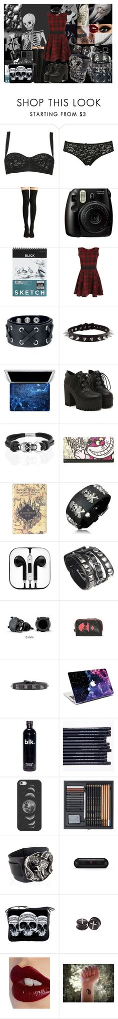 """Untitled #96"" by always-singing ❤ liked on Polyvore featuring Dolce & Gabbana Underwear, Bling Jewelry, Disney, Valentino, Casetify, Beats by Dr. Dre, Charlotte Tilbury and Sevan Biçakçi"
