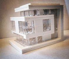 My first building lego architeture studio