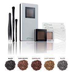 Kompletní sada Beautiful Brows - 1290,-Kč s možností bezplatného vyzkoušení a konzultace s kosmetičkou: Salon Korunka, Korunní 4, Praha