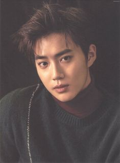Find images and videos about kpop, exo and suho on We Heart It - the app to get lost in what you love. Kpop Exo, Exo K, K Pop, Kim Joon Myeon, Chanyeol Baekhyun, Exo Album, Kim Minseok, Actor, Casual