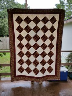 tube quilt from MQC