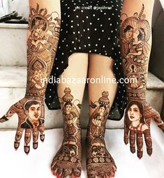 wow see the design. Its really crazy na! surely try this one. Latest Bridal Mehndi Designs, Simple Arabic Mehndi Designs, Indian Mehndi Designs, Mehndi Designs 2018, Wedding Mehndi Designs, Baby Mehndi Design, Legs Mehndi Design, Mehndi Design Photos, Henna Designs Feet