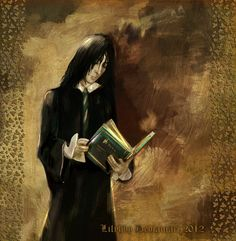 The lonely young Half Blood Prince...
