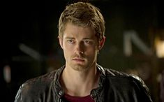 Luke Mitchell plays in tomorrow people and i think he's super cool.