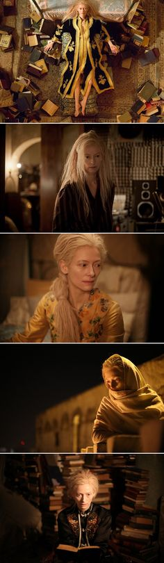 Tilda Swinton in Only Lovers Left Alive (2013)