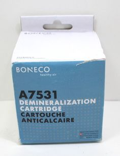 Boneco Demineralization Cartridge Model New Sealed Seal, Store, Kitchen, Model, Cooking, Harbor Seal, Storage, Scale Model, Cucina