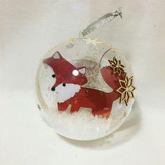 DIY Noël - Boule de Noël Créative