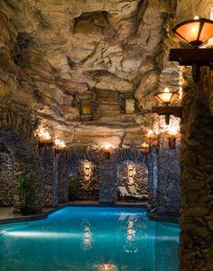 Can't wait to dip in this pool!! Omni Grove Park Inn #Asheville #NC #GroveParkInn