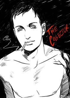 The Collector (Dante Walker 1) by Victoria Scott