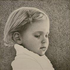 Saatchi Online Artist: Michael Hloušek-Nagle; Pencil, Drawing Rio