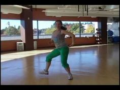 """Do you love me"" (song from Dirty Dancing) fun Zumba warm up routine"