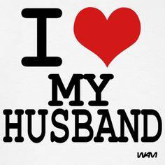 I <3 my husband