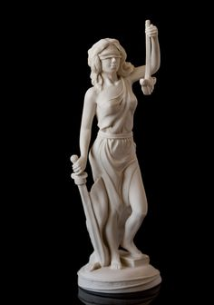 Marble Themis Scales of Justice Statue Greek Goddess Figurine Lawyer Statuette For Home Decor sword Justice Tarot, Fiery Red, Earth Tones, Green And Purple, Mythology, Marble, Scale, Etsy, Greek