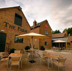 Inn at The Farm, Solihull - Restaurant and Country Pub - Eating out in Solihull - Lovely Pubs
