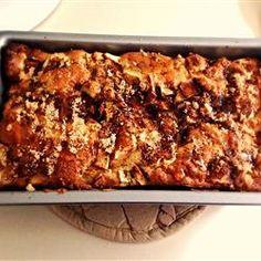 Apple Cinnamon White Cake Allrecipes.com